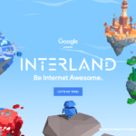 Interland online safety game